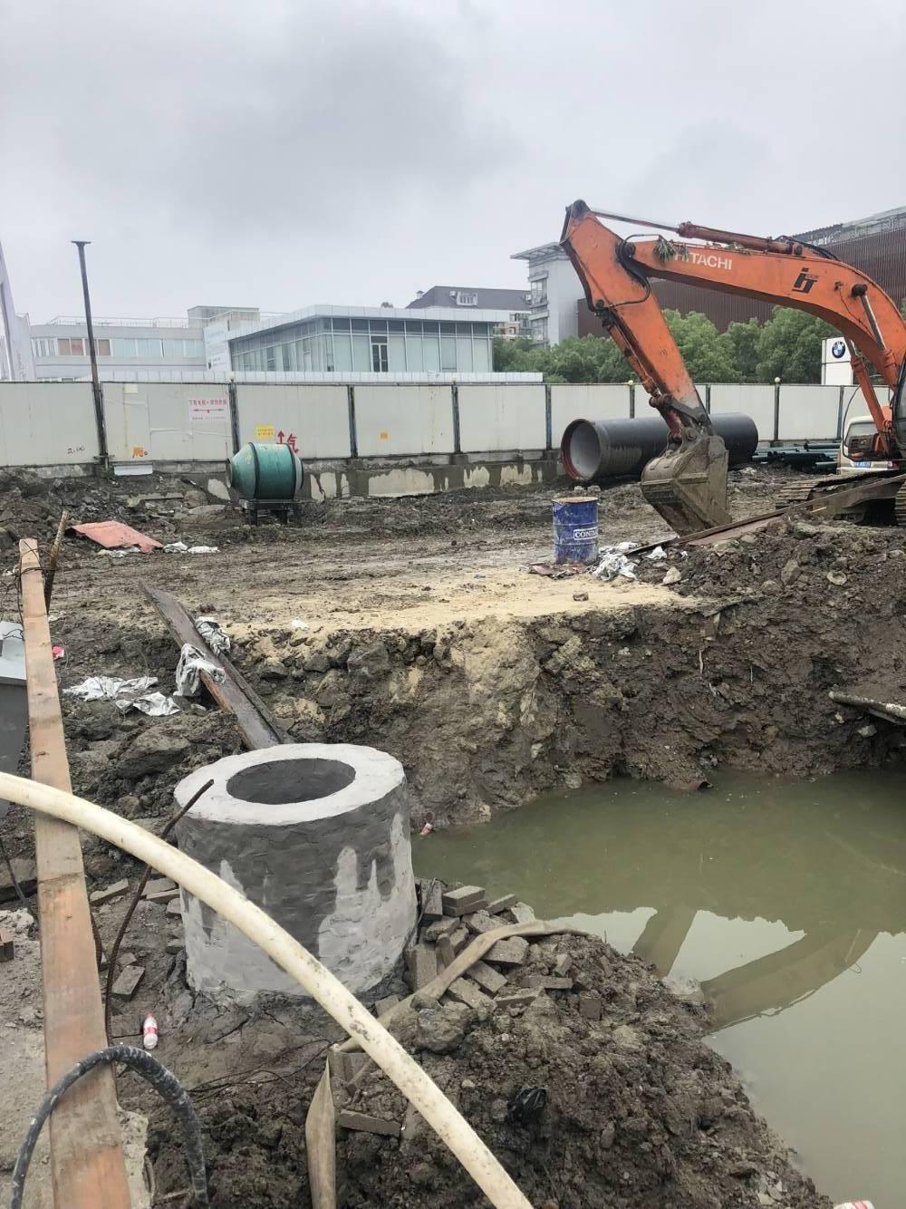 封堵污水管道公司