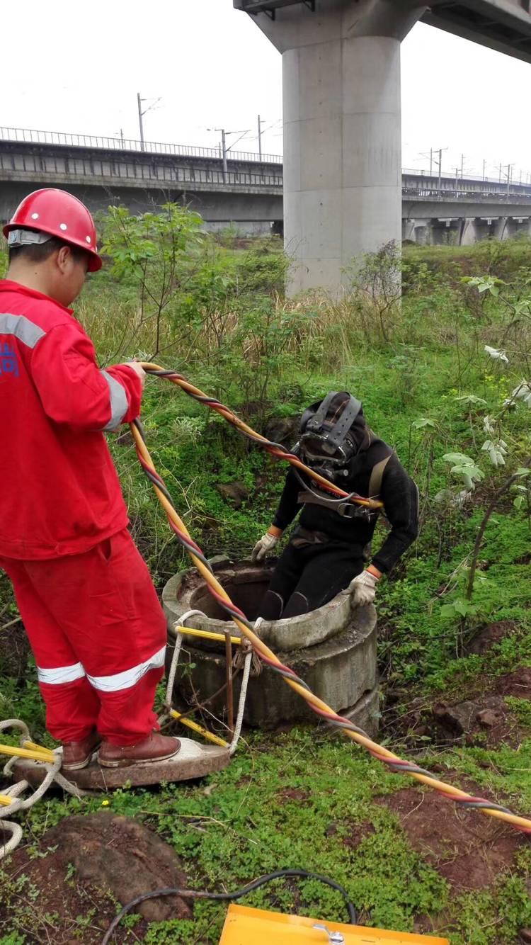 排水管道堵漏