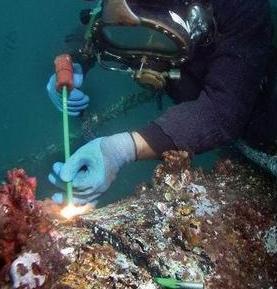 水下管道焊接