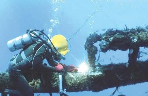 水下焊接接头断裂